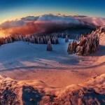 Необычайные фото Румынии