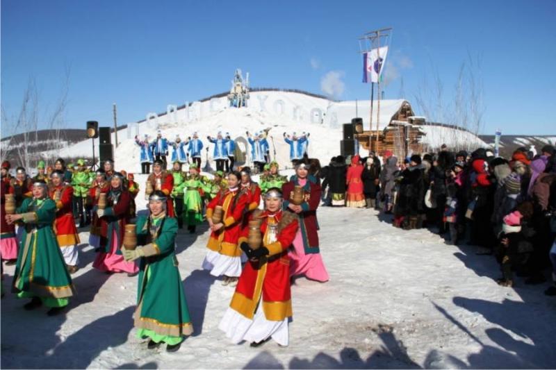 российской деревне Оймякон4