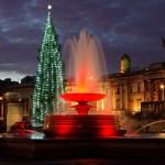 Как выглядит Лондон на рождество