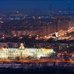 Интересные фото зимнего Нижнего Новгорода