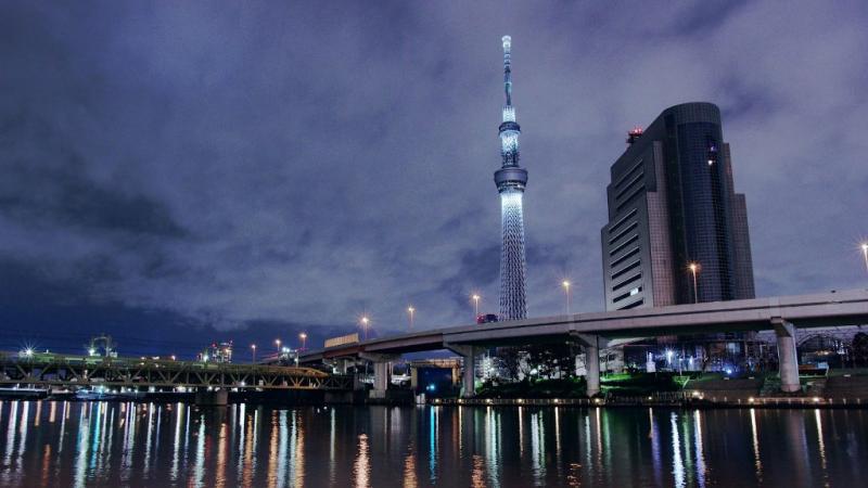 Tokyo Sky Tree, Токио1
