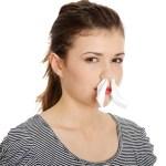 Как убрать полипы в носу дома.