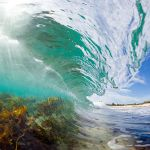 Красивые фото волн