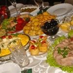 Как сделать праздничный ужин безвредным для вас.