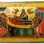28 августа Успение Пресвятой Богородицы.