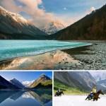 Красивые места в России которые можно увидеть путешествуя на автомобиле