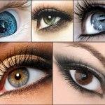 Зрение. Гимнастика для глаз.