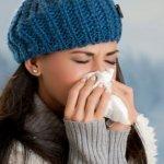 """Как лечиться """"бережет"""" от  гриппа бабушка Наталья."""
