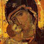 3 июня праздники Владимирской иконы и равноапостольных  Константина и Елены.