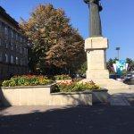 Осень в Молдове. Город Бельцы.