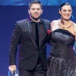 Интарс Бусулис и Елена Ваенга –Нева