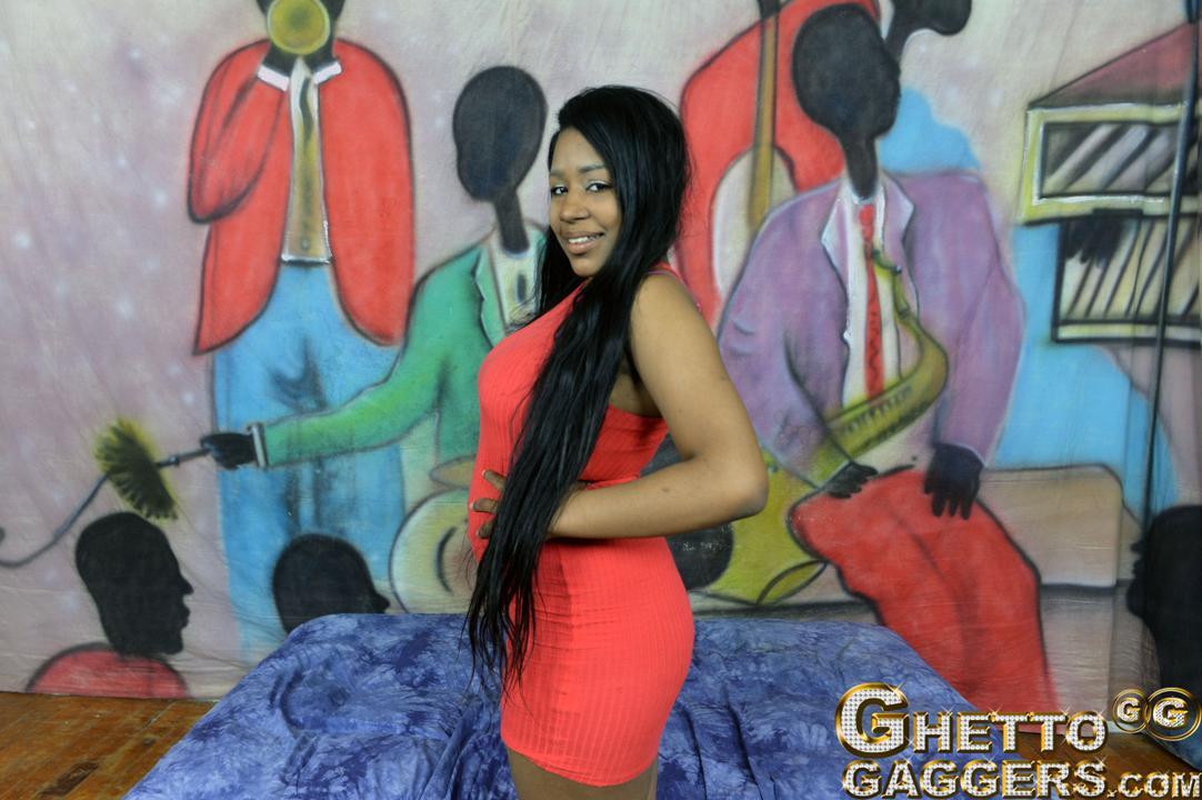 Ghetto Gaggers Derailment In Slow Motion