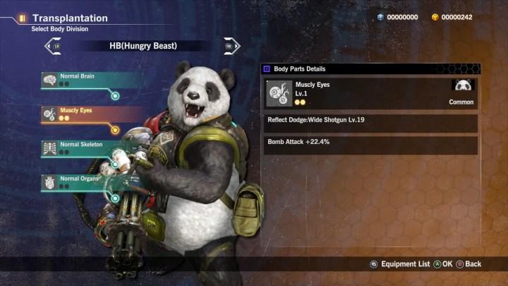 Contra  Rogue Corps Panda