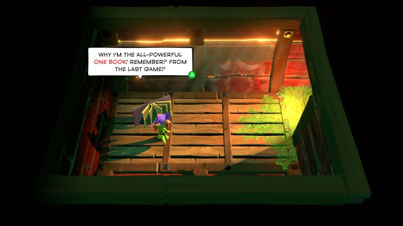 Yooka-Laylee and the Impossible Lair One Book meeting