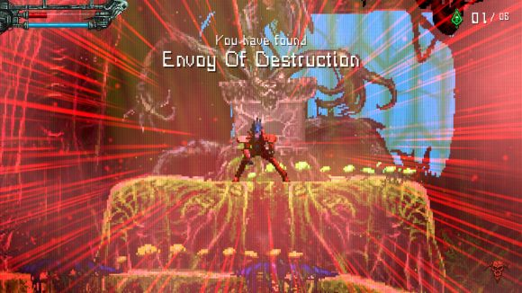 Valfaris Switch Steam XBox PS4 gameplay review Envoy of Destruction