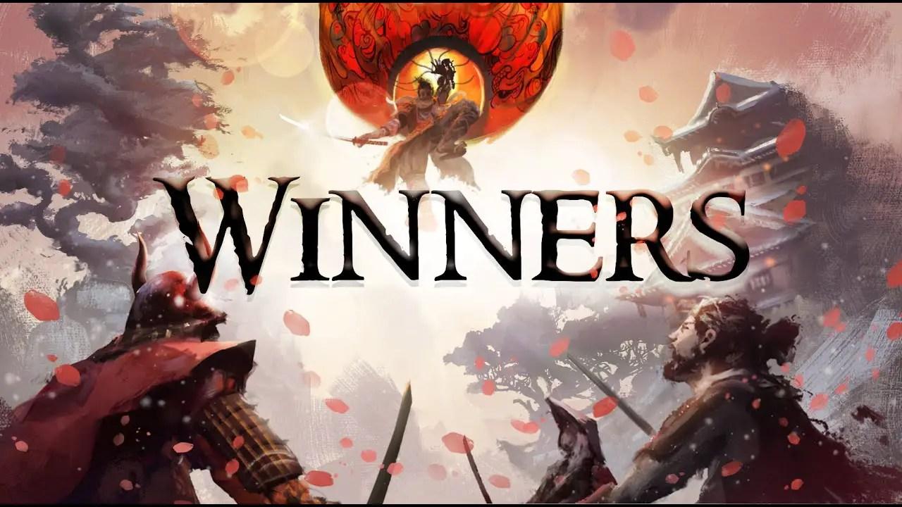 Steam Award Winners