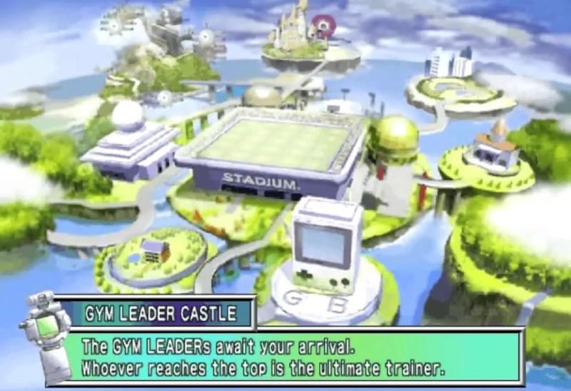 White City - Pokemon Stadium 2 N64