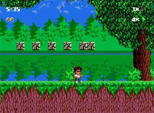 Top 3 Underrated Sega Genesis Games - Kid Chameleon gameplay