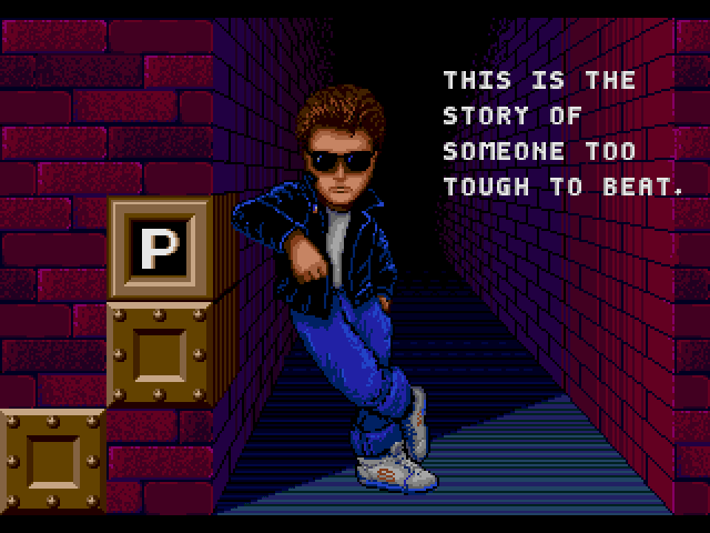 Top 3 Underrated Sega Genesis Games - Kid Chameleon scene