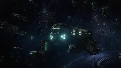 Mass Effect: Andromeda fleet