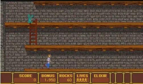 Dark Castle CD-i Review screenshot 2