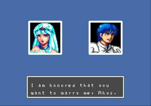 Phantasy Star III Generations