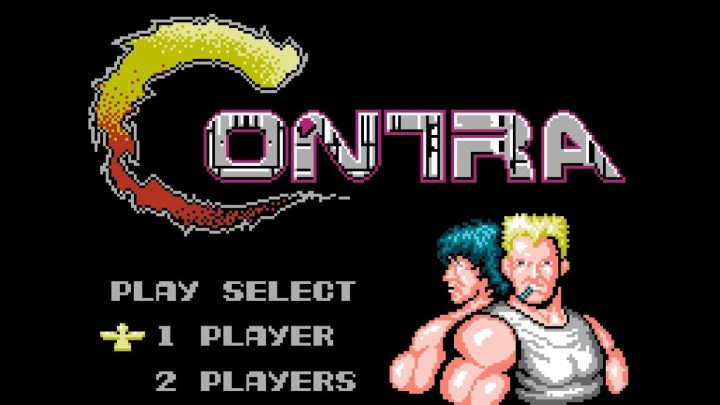 contra title