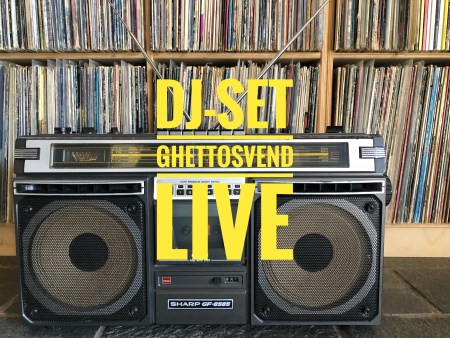 Ghettosvend live DJ-sets On Facebook. A collection of good grooves.