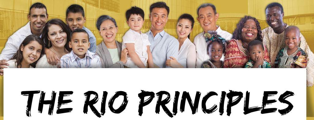 The Rio Principles