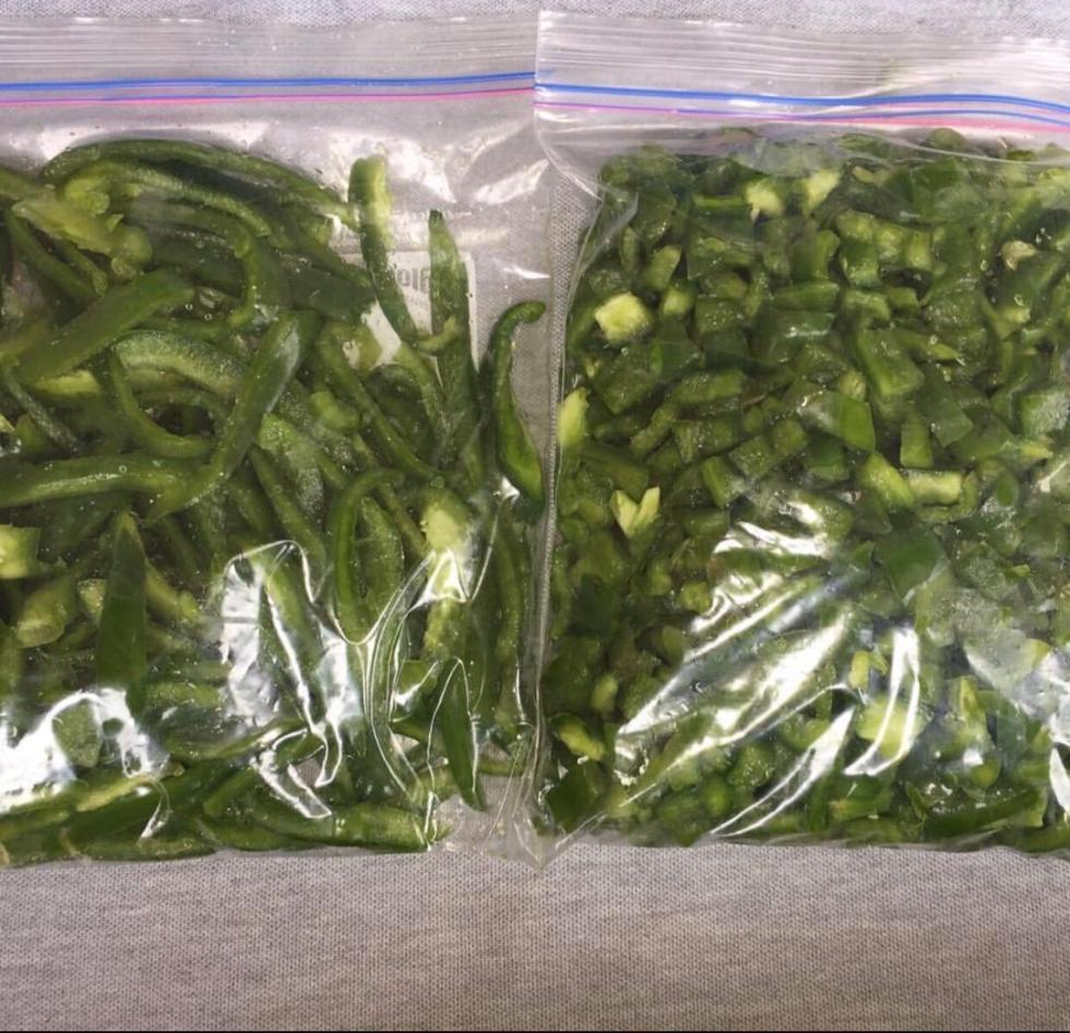 green pepper pack