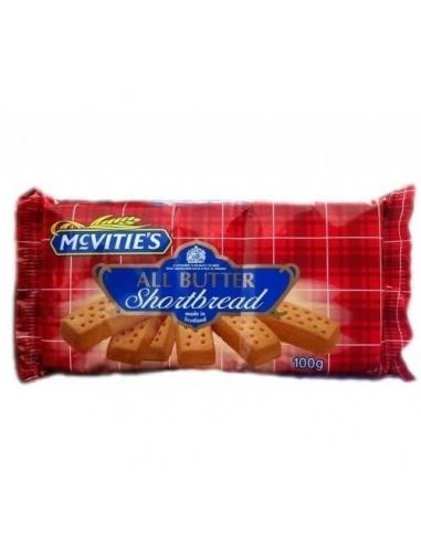McVities Shortbread (100g)