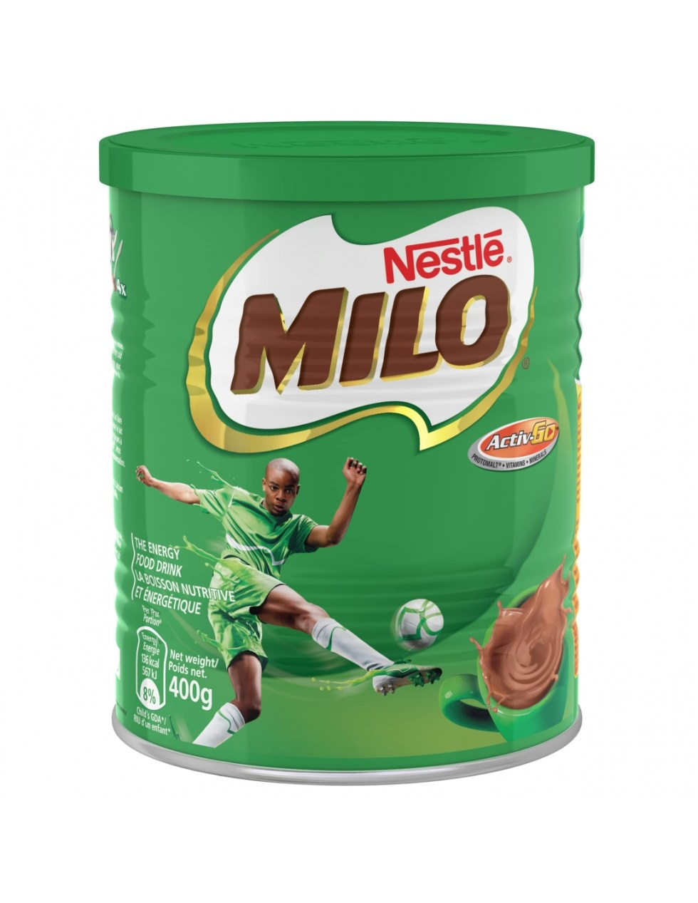 Nestle Milo Tin - Hot Chocolate 400g
