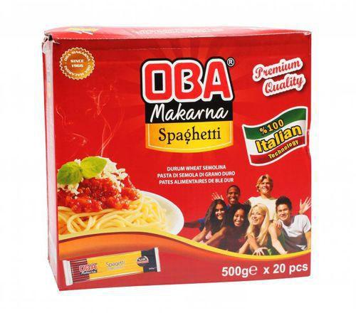 Oba Spaghetti Box