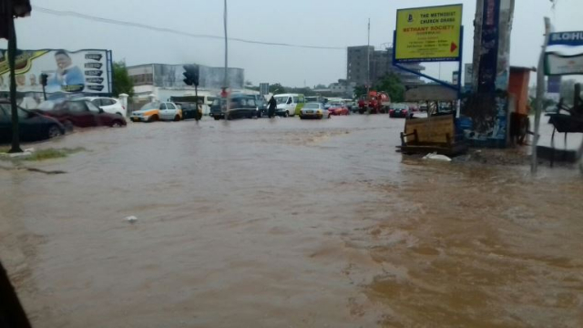 Accra Floods, When Are We Going To Win The War?