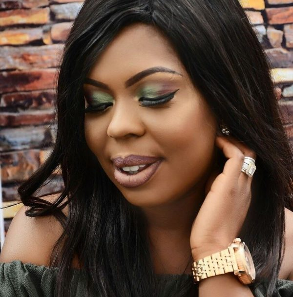 """Ignore What Haters Say About You"" – Afia Schwarzenegger To Fans"