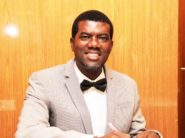 Reno Omokri To Nigerian Pastors: 'Sell Your Jets And Use The Money To Feed The Poor'