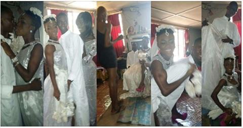 Must See: First African Gay Wedding Held In Sierra Leone