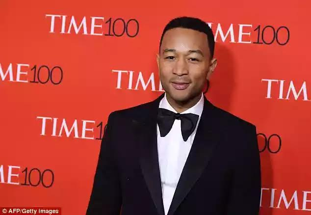 John Legend Lays Into Donald Trump And Defends Obama's $400K Speaking Fee