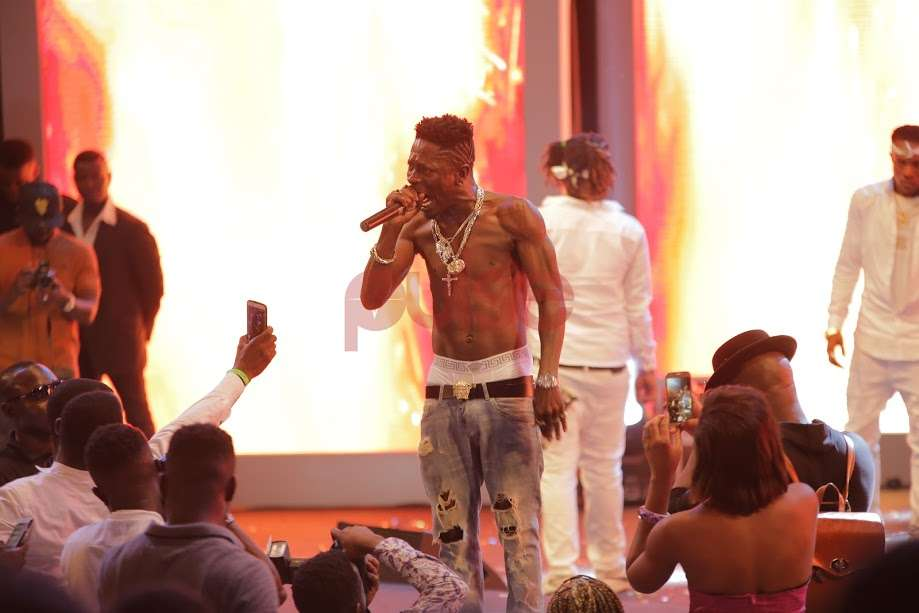 Shatta Wale Gushes Over Self, Says He Is The Real Dancehall King