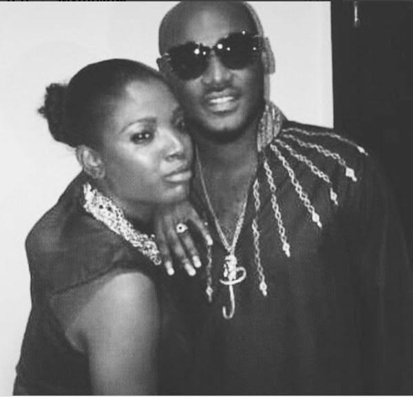 """Thank You For Making Everyday Of My Life Like A Magical Sweet Adventure""- Annie Idibia To Hubby 2face"
