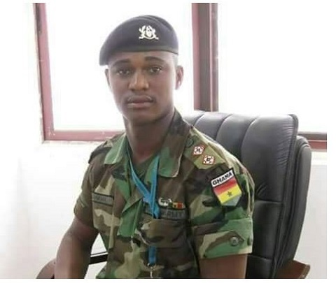 This Is The Emotional Poem A Soldier Wrote For The Late Maxwell Mahama That Has Got People Weeping On Social Media