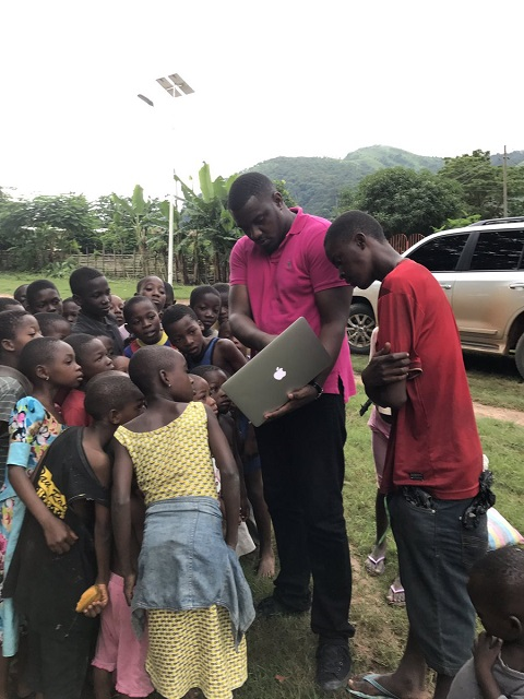 """""""I've Used The Cost Of Five V8 Cars To Take Care Of 55,000 Kids"""" – John Dumelo"""