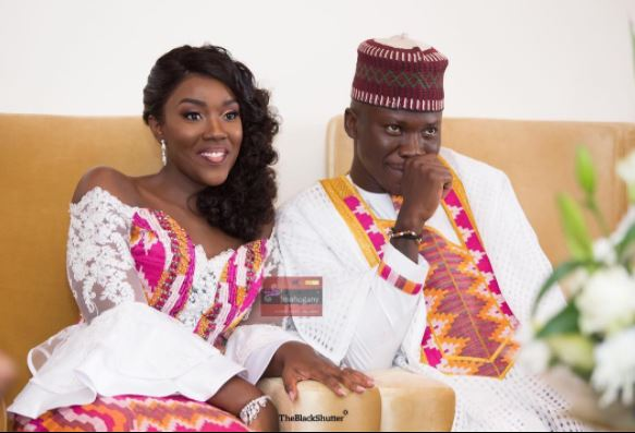 'The First Time I Saw Louisa, I Knew She Was Destined To Be Mine'–Stonebwoy (+Video)