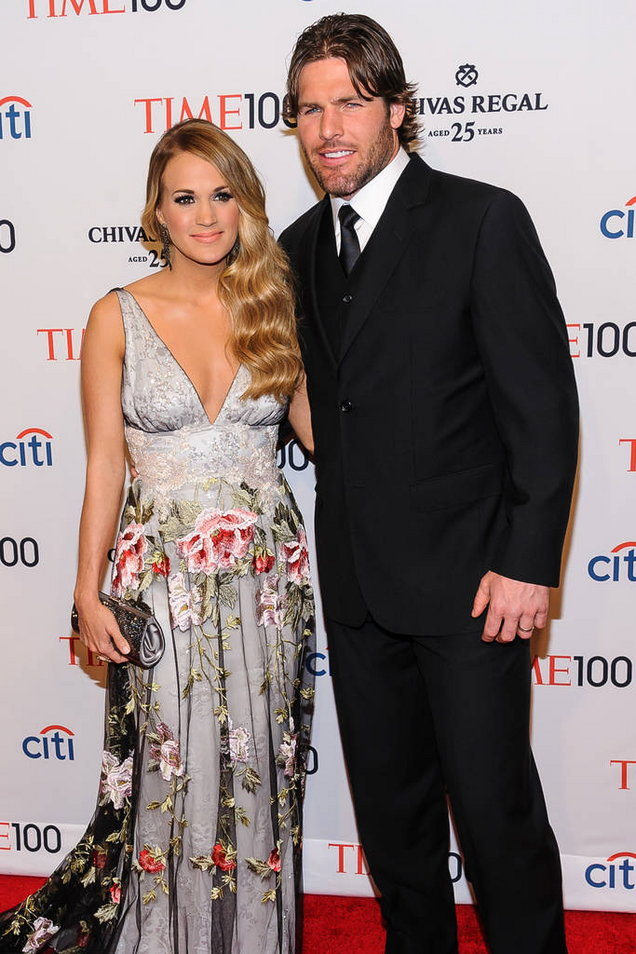 Carrie Underwood And Mike Fisher Celebrate Seventh Wedding Anniversary