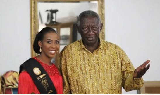 'Men Love Breasts'-Former President John Agyekum Kufour