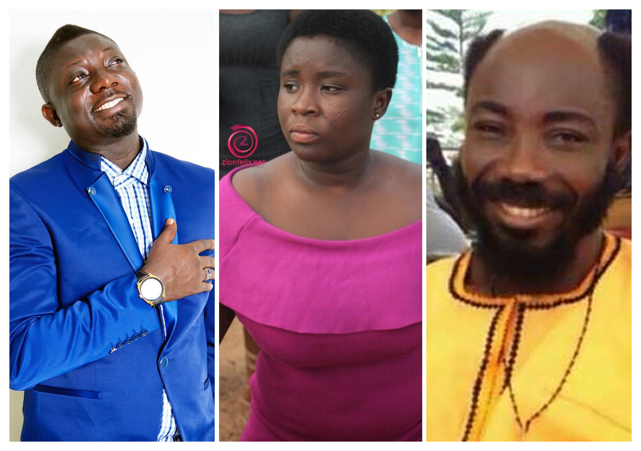 Big Akwes Retracts Statement, Apologizes to Bill Asamoah over Maame Serwaa Sex Claim