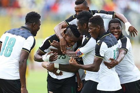 WC Qualifier: Ghana Annihilate Congo 5 -1