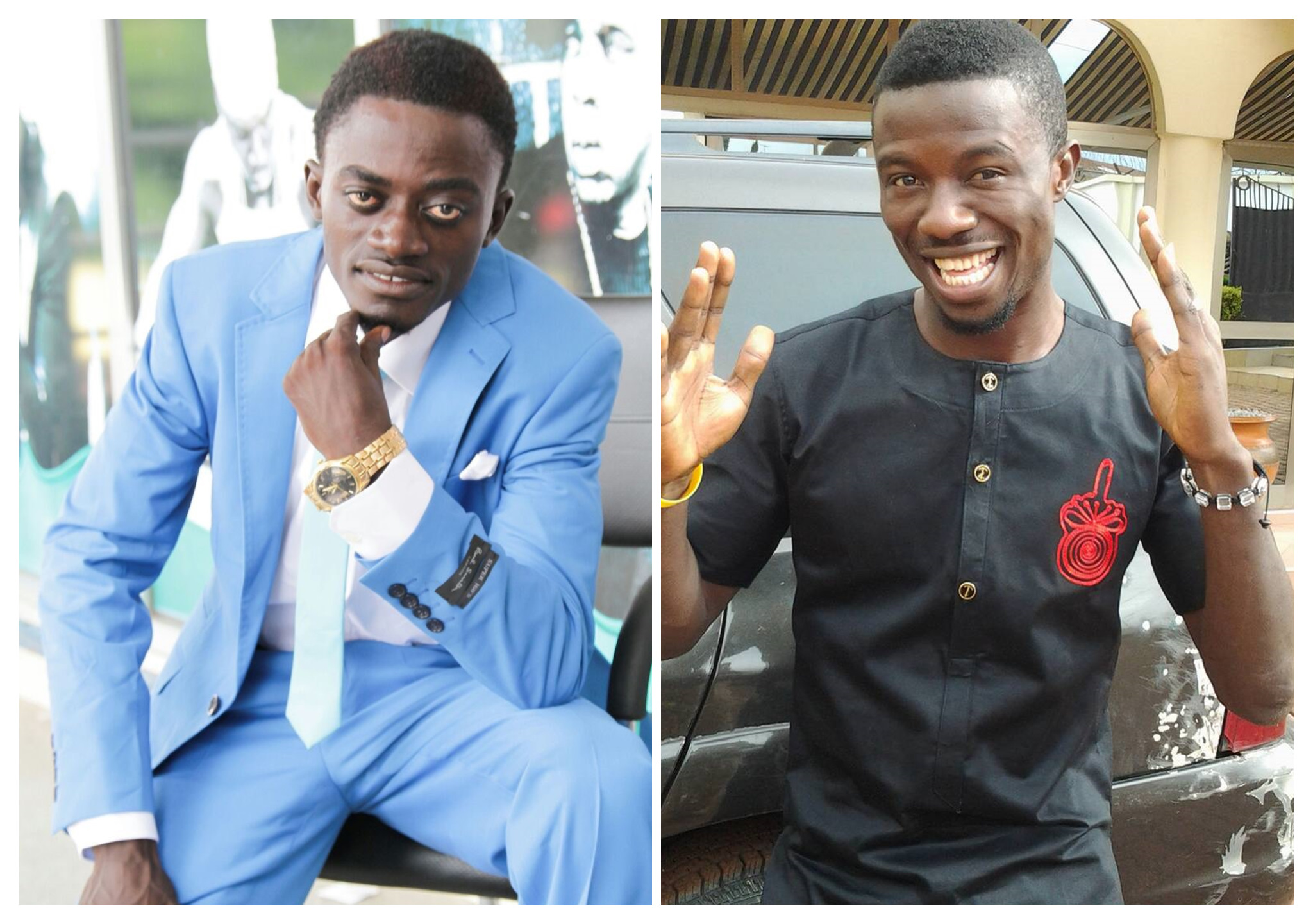 Beef ALERT: 'I Clothed And Fed Ungrateful Lilwin' – Kwaku Manu Charges Again (+Video)