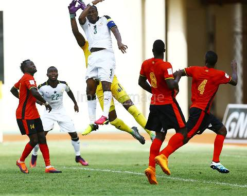 2018 World Cup Qualifier: South African Referee Robs Ghana, Sparks Outrage On Social Media + Video