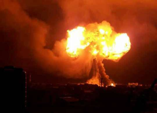 Atomic Gas Explosion: 7 dead, 132 Injured – Government